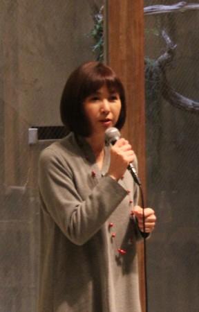 ゲストの麻木久仁子さん